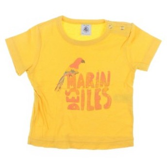 PETIT BATEAU / プチバトー キッズ Tシャツ・カットソー 色:黄等 サイズ:12M