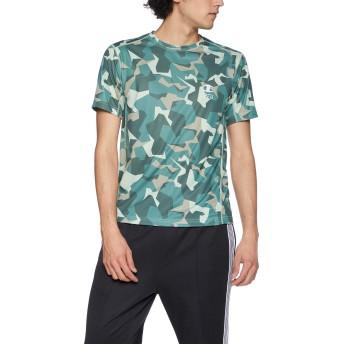 [チャンピオン] Tシャツ CPFU C3-PS307 メンズ オリーブドラブ 日本 L (日本サイズL相当)
