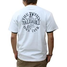(コンフューズ)CONFUSE アメカジ/ストリート/半袖Tシャツcf-2875 XL WHITE