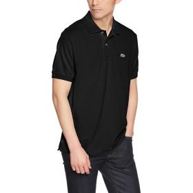 (ラコステ)LACOSTE ラコステL.12.12ポロシャツ(無地・半袖) L1212AL 031 ブラック 003