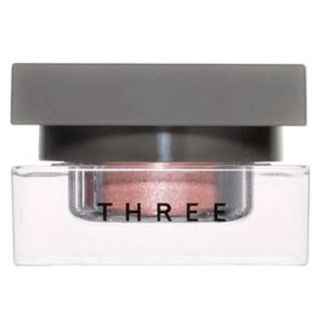 THREE(スリー) シマリングカラーヴェール ステートメント #04 SHES GOT THE LOOK ( アイシャドウ )ネコポスなら送料無料