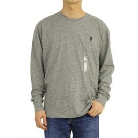 (ポロ ラルフローレン) POLO Ralph Lauren メンズ 無地 クラシックフィット 長袖Tシャツ ワンポイント0107164 [並行輸入品]