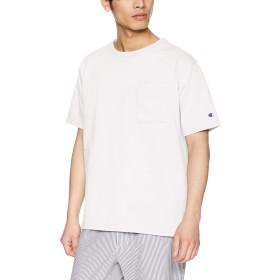 [チャンピオン] ポケットTシャツ C3-P360 メンズ ホワイト 日本 M (日本サイズM相当)