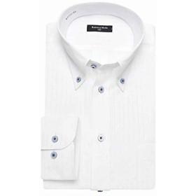 (ビジネススタイル アルフ) businessstyle alfu ワイシャツ 長袖 ワイシャツ イージーケア 形態安定 Yシャツ/alf-ml-wd-1130-L-41-83-KSG003-F