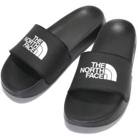 (ザ ノースフェイス) THE NORTH FACE ロゴ スライドサンダル BASE CAMP SLIDE II ブラック / 8 [並行輸入品]