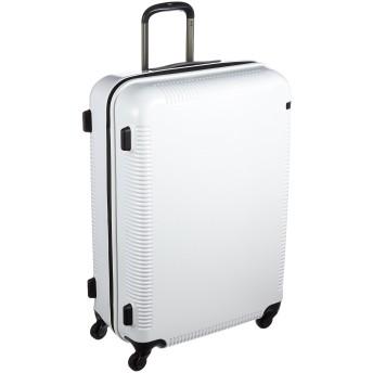 [エース] 日本製スーツケース ウィスクZ 82L 4.7kg 無料預入受託サイズ サイレントキャスター 04025 70 cm ホワイト