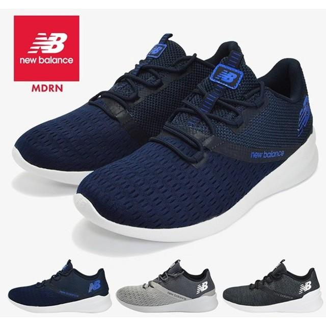 3f4eed248a445 ニューバランス new balance メンズ 男性 紳士 シューズ 靴 クッシュプラス CUSH+ DISTRICT スニーカー MDRN スポーツ