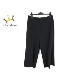 レキップ ヨシエイナバ L'EQUIPE YOSHIE INABA パンツ サイズ40 M レディース 黒 新着 20190713