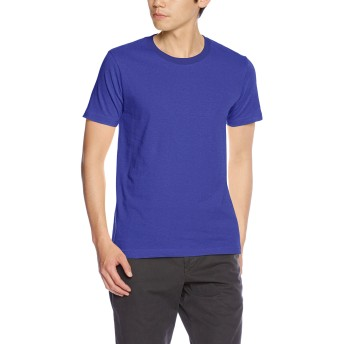 (ユナイテッドアスレ)UnitedAthle 5.0オンス レギュラーフィット Tシャツ 540101 090 ナイトブルー M