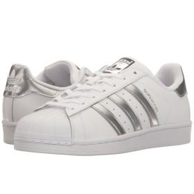 アディダス adidas Originals レディース スニーカー シューズ・靴 Superstar Footwear White/Silver Metallic/Core Black