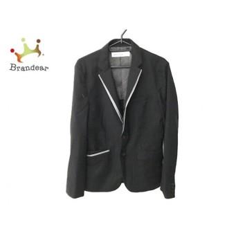 タケオキクチ TAKEOKIKUCHI ジャケット サイズ2 M メンズ 黒×グレー 新着 20190713