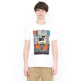 (グラニフ) graniph コラボレーション Tシャツ ルーム (ペトラフェルベダ) (ホワイト) L (g01) (g14)