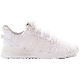 [アディダス] 靴・シューズ メンズスニーカー Mens U_Path Run Athletic Shoe ホワイト/ブラック US 10 (28cm) [並行輸入品]