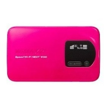 WiMAX2+Speed Wi-Fi NEXT WX02 NAD32SPU マゼンタ