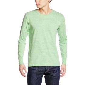 [ダルク] Tシャツ DM104 メンズ オーセンティック グリーン 日本 XS-(日本サイズXS相当)