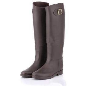 [サニーサニー] 婦人靴 レインシューズ ロングブーツ オシャレ 防水 歩きやすい 滑り止め 雨晴兼用 疲れない シンプル 美脚 通学 無地 アウトドア 通勤 雨靴 可愛い 快適 耐滑 雨の日 婦人靴 シンプル 梅雨対策 レインブーツ
