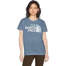 [ザ・ノース・フェイス] Tシャツ ショートスリーブカラフルロゴティー レディース アーバンブルー 日本 XL (日本サイズXL相当)