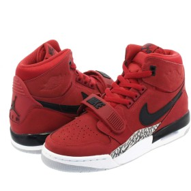[ナイキ] AIR JORDAN LEGACY 312 GS VARSITY RED/BLACK/WHITE 23.5cm [並行輸入品]