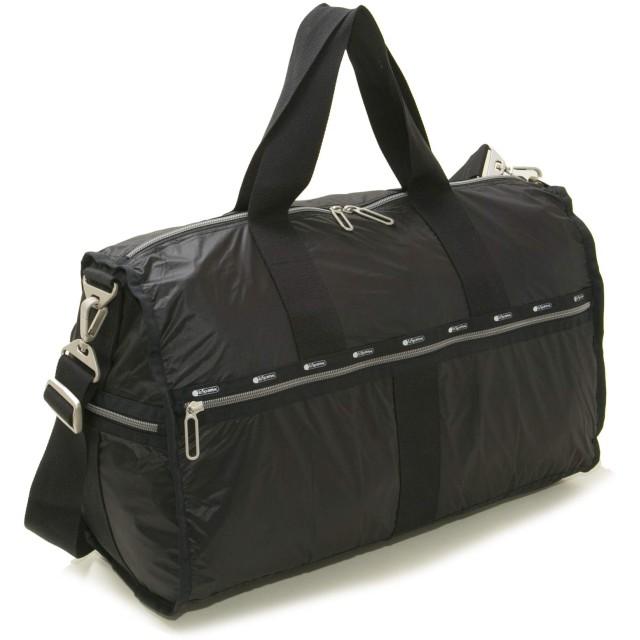 (レスポートサック) LeSportsac ボストンバッグ CR LARGE WEEKENDER CRラージウィークエンダー 2291 C074 TRUE BLACK C Essential Collection レディース [並行輸入品]