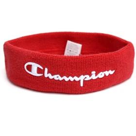 (チャンピオン)Champion TERRY HEADBAND H0546 ヘッドバンド ヘアバンド パイル スポーツ フェス ダンス (SCARLET(RED)) [並行輸入品]