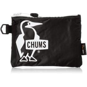 [チャムス] CHUMS Medium Pouch Black