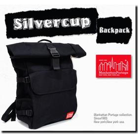 【国内正規品】/Manhattan Portage Silvercup Backpack/【マンハッタンポーテージ シルバーカップ バックパック】/MP1236