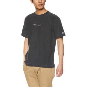 [チャンピオン] リバースウィーブ Tシャツ C3-P321 メンズ ダークグレー 日本 L (日本サイズL相当)