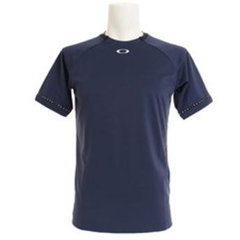 【Super Sports XEBIO & mall店:トップス】ENH STRETCH 半袖 クルーネックTシャツ 458097-6FB