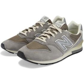 [ニューバランス] スニーカー メンズ シューズ 運動靴 【CM996】 (28cm, GREY (030))
