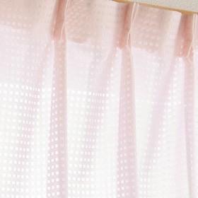 レースカーテン(チェックカラー) - セシール ■カラー:ピーチオレンジ ホワイト ピンク ブルー パールグリーン ■サイズ:幅200×丈175cm(1枚物),幅100×丈148cm(2枚組),幅150×丈198cm(2枚組),幅150×丈133cm(2枚組),幅100×丈183cm(2枚組),幅200×丈198cm(1枚物),幅100×丈198cm(2枚組),幅150×丈218cm(2枚組),幅100×丈88cm(2枚組),幅150×丈175cm(2枚組),幅100×丈108cm(2枚組),幅100×丈