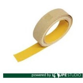TRUSCO トラスコ中山 蛍光ノンスリップテープ 屋外用 25mmX3m オレンジ [TKNS-25 O] TKNS25 販売単位:1
