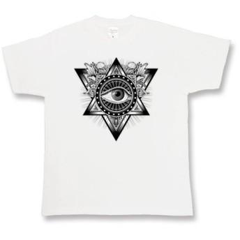 【国内発送】Illuminati イルミナティ メンズ レディース ユニセックス 半袖Tシャツsswh00203-s