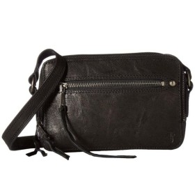 フライ Frye レディース バッグ Zip Camera Bag Black Antique Soft Vintage