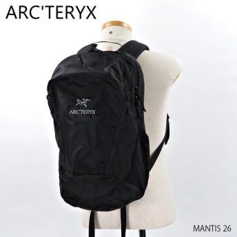 【2019 AW】【並行輸入品】『ARC'TERYX-アークテリクス-』MANTIS 26 マンティス メンズ ユニセックス〔7715〕