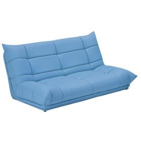 色が選べるソファ 二人掛け:レザーアレックス2Pソファー