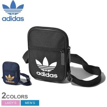 アディダス オリジナルス ショルダーバッグ トレフォイル フェスティバルバッグ adidas スポーツブランド 人気 鞄