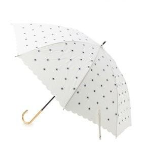 【grove:ファッション雑貨】デイジー刺繍長傘