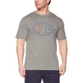 [チャンピオン] Tシャツ 大きいサイズ C3-PS325L メンズ オックスフォードグレー 日本 5L (日本サイズ5L相当)