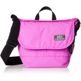 [メイ] メッセンジャーバッグ Mini Messenger Pink One Size