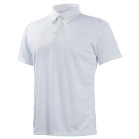 アンブロ(UMBRO) ワンポイントポロシャツ UCS7756 WHT ホワイト M