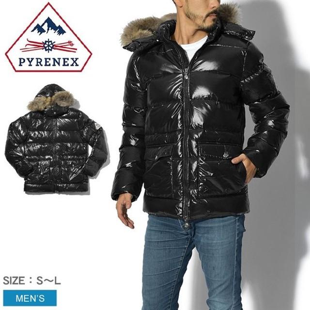 ピレネックス ダウンジャケット メンズ ヴィンテージ オーセンティック ジャケット シャイニー HMK007 PYRENEX ブランド おしゃれ 防寒 冬 海外