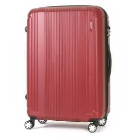 (バーマス) BERMAS プレステージ2 スーツケース 83L 60264 大型 軽量 ファスナー ワイン(WINE)