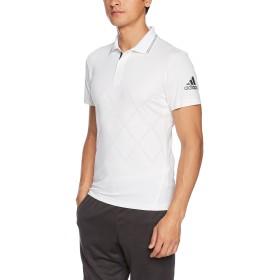 (アディダス)adidas テニスウェア BARRICADE ENGD ポロシャツ DRY02 [メンズ] DRY02 CE1396 ホワイト (CE1396) J/O