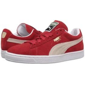 プーマ PUMA レディース シューズ・靴 スニーカー Suede Classic High Risk Red/White