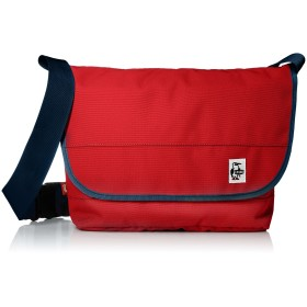 [チャムス] ショルダーバッグ Eco CHUMS Messenger Bag レッド