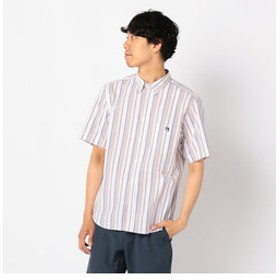 【FREDY & GLOSTER:トップス】ASTLAD ショートスリーブ ボタンダウンシャツ