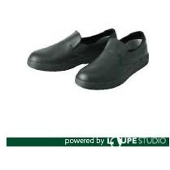 ミドリ安全 超耐滑軽量作業靴 ハイグリップ 22.0CM [H700N-BK-22.0] H700NBK22.0 販売単位:1