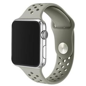 Apple WatchシリコンバンドPinhen Apple Watch Series 2 シリコン腕時計スポーツバンド アダプター付きに対応アップ