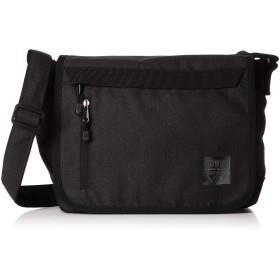[エドウィン] メッセンジャーバッグ シャークタッチ A4収納 大容量 22229061 60.ブラック