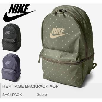 ナイキ バックパック ヘリテージ バックパック AOP BA5761 メンズ レディース 鞄 バッグ リュック NIKE 鞄